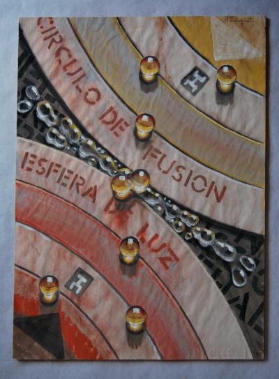 Circulofusión, pieza de Nandi Periquet