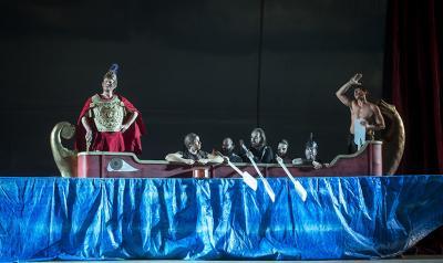 Teatro Cuyás - la loca loca historia de Ben-Hur