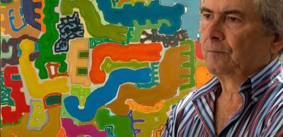 El artista Paco Sánchez
